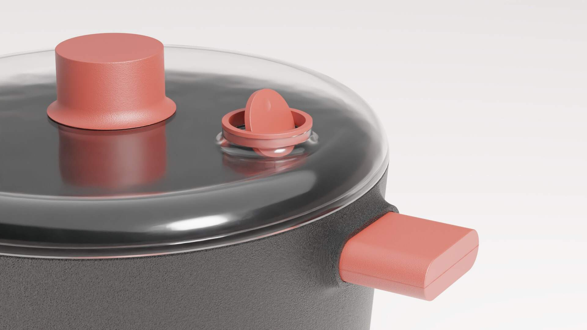 GEYSIR Iron Cast Cookware by ALOS. Product Design Studio.