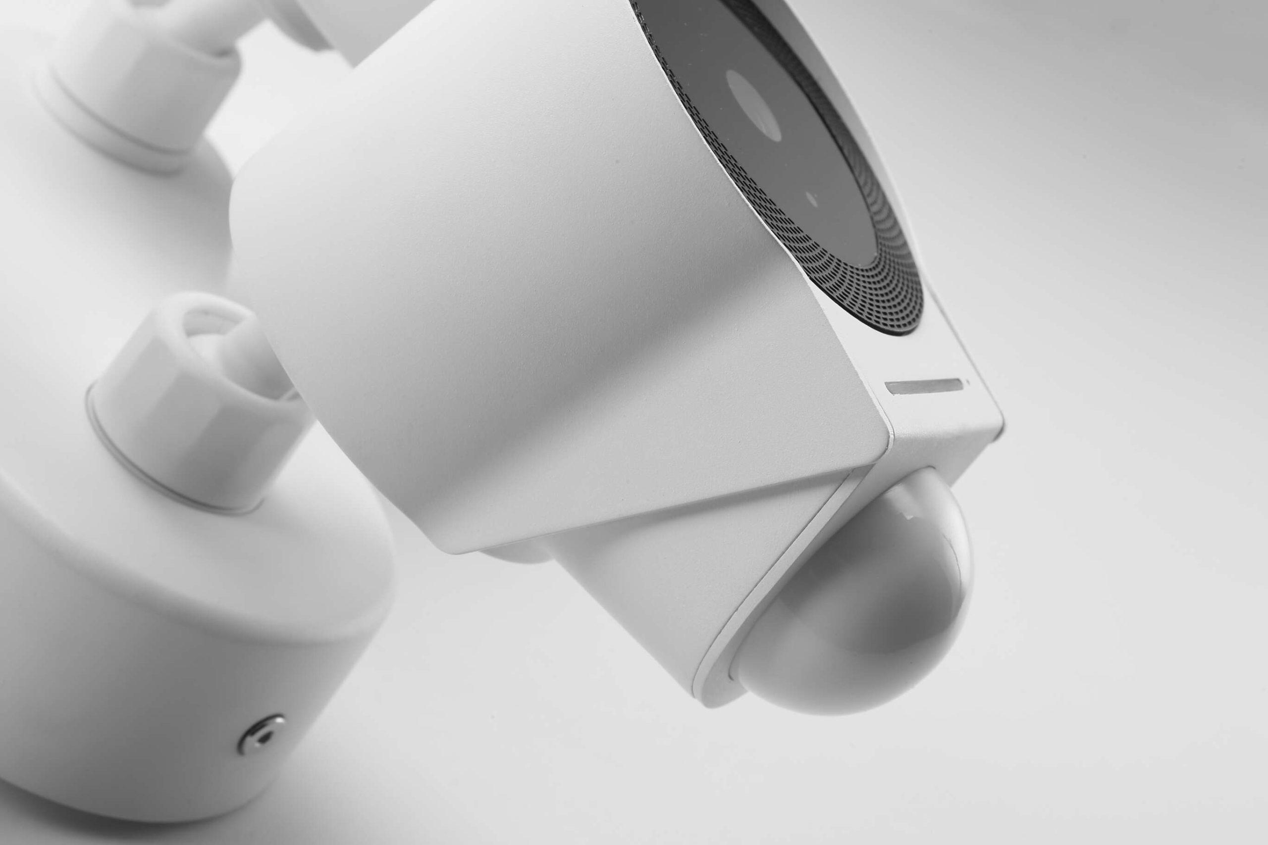 HEIMDALL Outdoor Security Camera by ALOS. Product Design Studio.