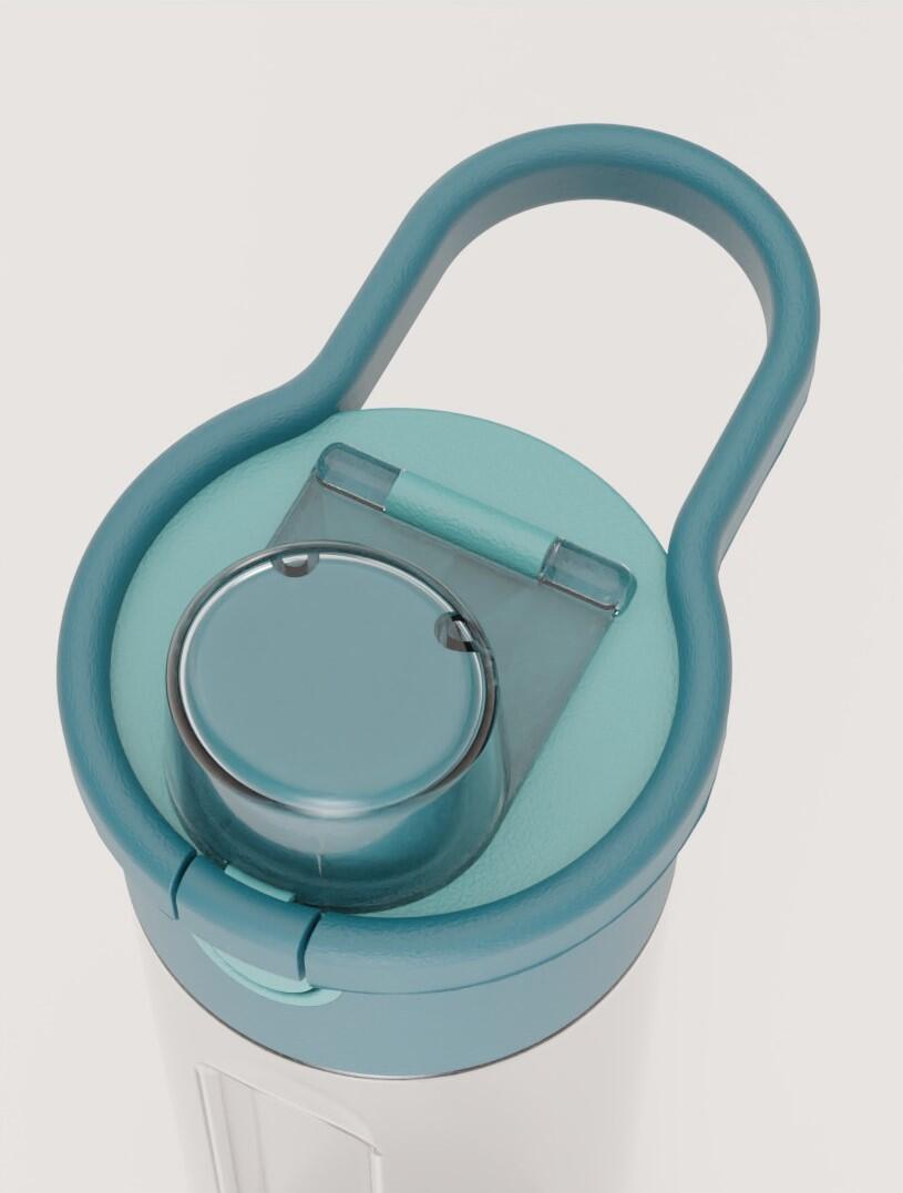 KETTLE BELL Sports Water Bottle by ALOS. Product Design Studio.