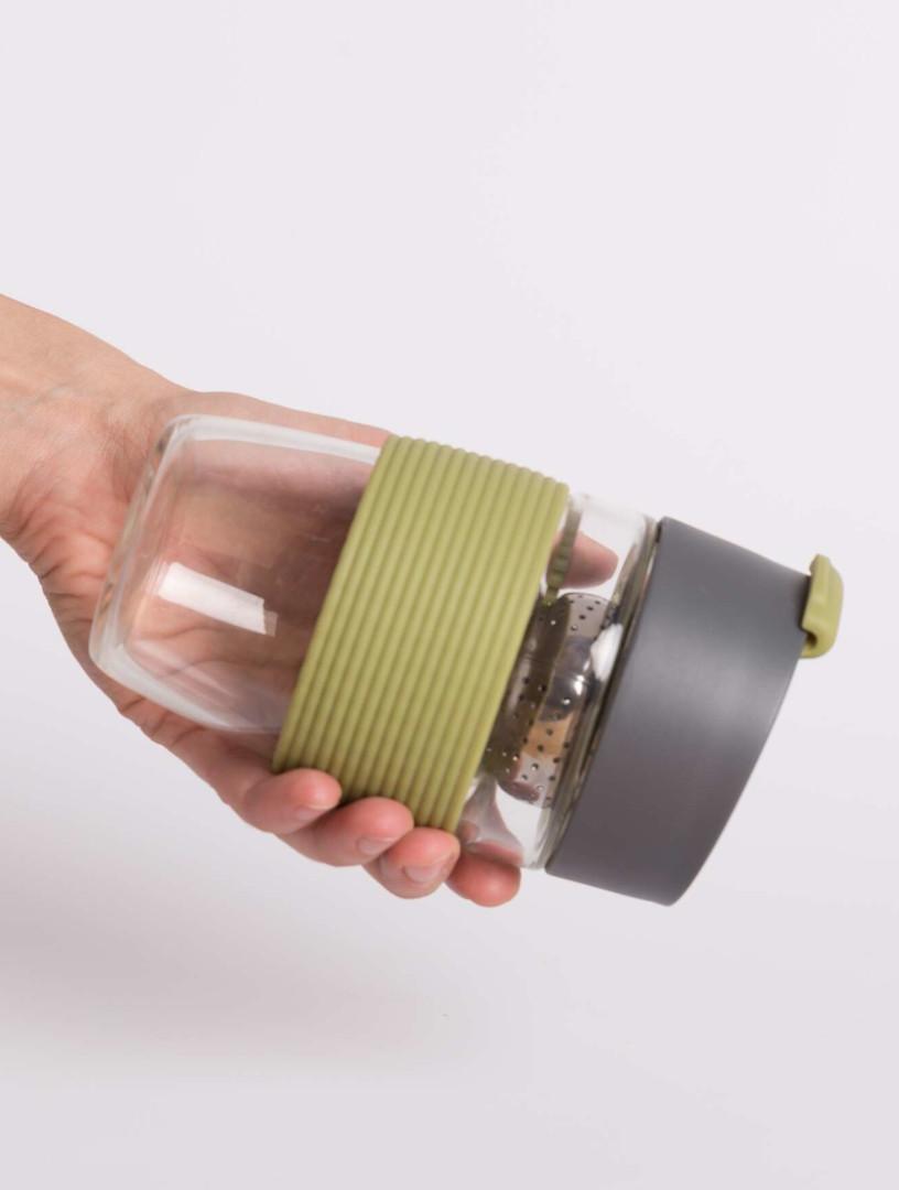 MAG TUMBLER Tea Tumbler by ALOS. Product Design Studio.