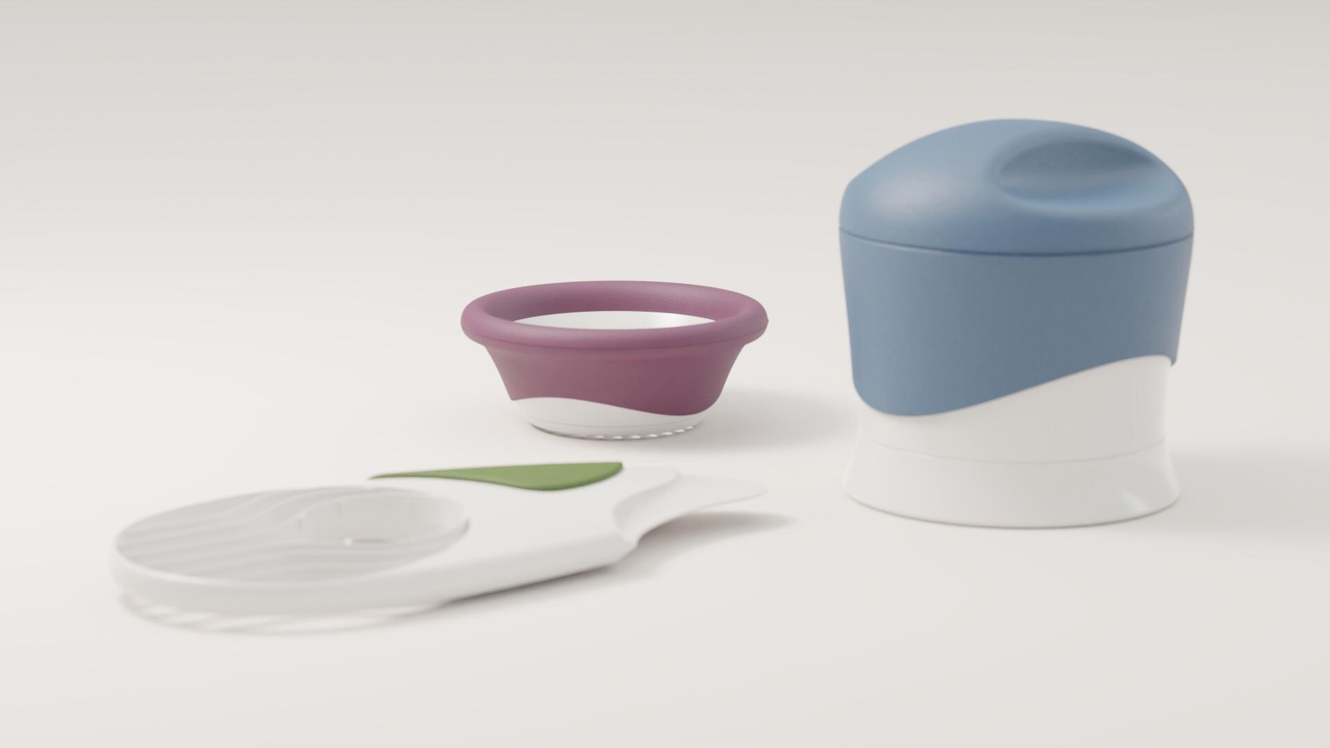 VEGGIE TOOLS Kitchen Utensils by ALOS. Product Design Studio.