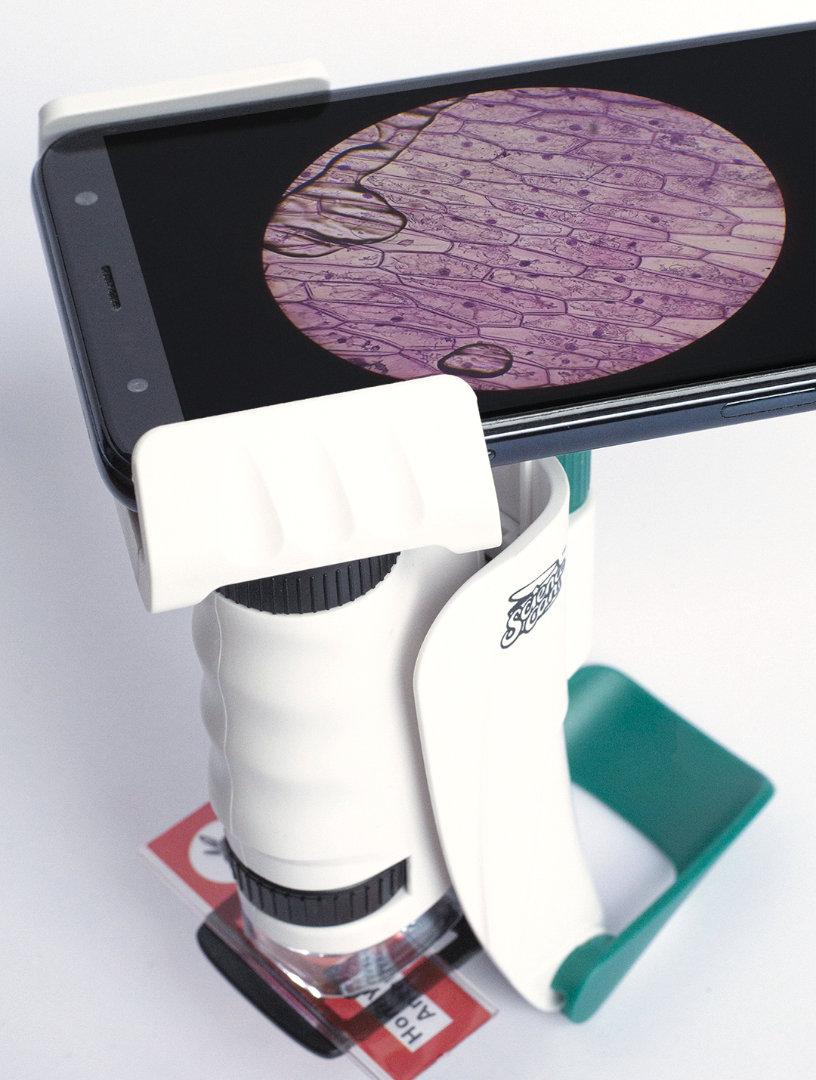 ADVENTURE MICROSCOPE STEAM toy
