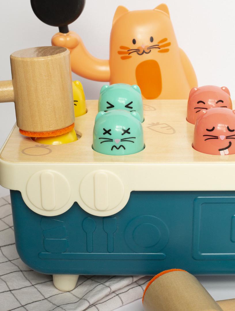 POKE A MOUSE Activity toy
